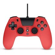 Gioteck VX4 Wired Red Controller (PS4 & PC) - pults