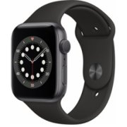 Apple Watch Series 6 44mm Grey/Black | M00H3 – Sma