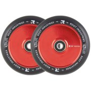 Root Air Black Pro Scooter Wheels 2-pack (Red) Rie