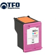 TFO HP 302 XL F6U67AE Color INK Cartridge 15ml for
