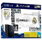 Sony PLAYSTATION 4 CONSOLE 1TB PRO/FIFA 21 / R.MAD