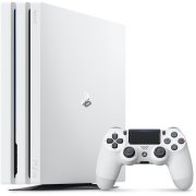Sony Playstation 4 PRO 1TB (PS4) WHITE ...