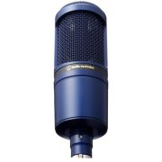 <b>Audio-Technica AT 2020</b> TYO Navy Blue Mikrof