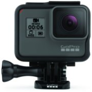 GoPro HERO6 Black Built-in display Built-in microphone Waterproof Touchscreen Removable 1220mAh lithium-ion rechargeable Wi-Fii ( CHDHX 601 CHDHX 601 85258019 CHDHX 601 ) sporta kamera