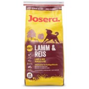 JOSERA Dog Daily Lamb & Rice (Rise) sau...