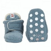 29 Lodger Slipper Fleece Botanimal čībiņas Ocean 12-18 SL 589