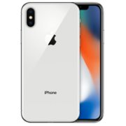 Apple iPhone X 64GB Silver Refurbished ...