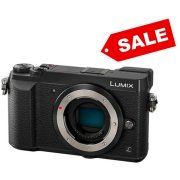 Kompaktā sistēma kamera, Panasonic, LUMIX GX80 BODY ( from KIT ) BLACK, (new)