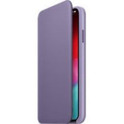 APPLE iPhone XS Max Leather Folio - Lilac | MVFV2Z