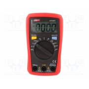 UNI-T UNI-T UT33A+ Digital multimeter; LCD,with a