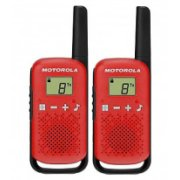 MOTOROLA Talkabout T42 Twin-Pack Red rācijas B4P00