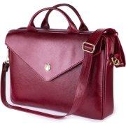 a94ca0fa1531d Leather Laptop Bag cena no 122.57 € - Salidzini.lv