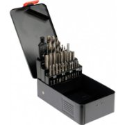 Yato Taps and drill set M3-M12 / 2,5 - 10,2 mm