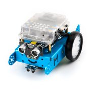 MAKE BLOCK Robot Kit MakeBlock mBot STEM Blue V1.1, Bluetooth / 90053