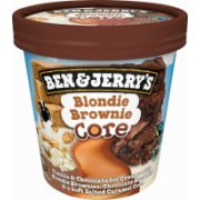 "Ben&Jerry""s Blondie Brownie core saldējums 465ml"