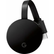 Google Chromecast Ultra 4K, black |