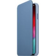 APPLE iPhone XS Max Leather Folio - Cornflower | M