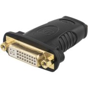 HDMI adapter, 1080p in 60Hz, HDMI 19-pin female to