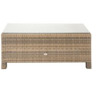 Home4You Coffee Table Sevilla Cappuccino  134.69