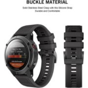 Tech-Protect Siksna Smooth do GARMIN FENIX 5 (22MM)
