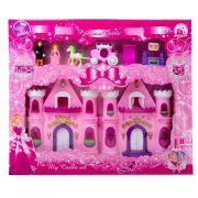 Mini castle with furniture CB888-5 CB888-5