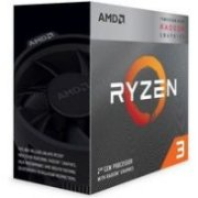 AMD CPU||Ryzen 3|3200G|3600 MHz|Cores 4|4MB|Socket