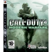Sony Playstation 3 Call Of Duty 4:Modern Warfare  5.00