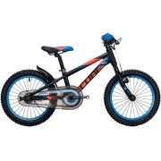 "Cube Kid 160 16"" Black Flashred Blue 17 (C 823000"