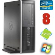 Lietots - Hewlett-packard HP 8100 Elite SFF i7-860