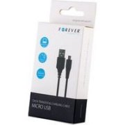 Forever USB to MicroUSB <b>Data</b> Cable 3m (Blac