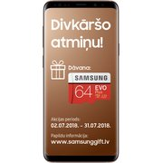 Samsung Galaxy S9+ Sunrise Gold SM-G965...