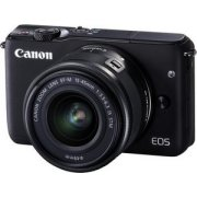 Canon EOS M10 EF-M 15-45mm IS STM Black