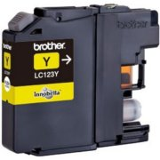 Brother LC123Y Yellow (LC123Y)