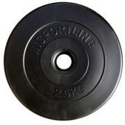 Cement Weight Plate inSPORTline CEM 2.5 kg