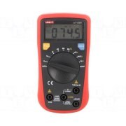 UNI-T Digital multimeter; LCD (2000),with a backli