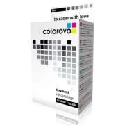 Ink cartridge COLOROVO 1100-BK | Black | 460 pp. |