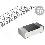 ROYAL OHM Resistor: thick film; SMD; 0603; 4.7kΩ;