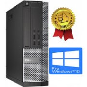 DELL Dell Optiplex 7020 i5-4670 16GB 1000GB DVD-RW Windows 10 Professional Stacionārais dators