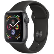 Apple Watch Series 4 40mm Space Gray Aluminum Case