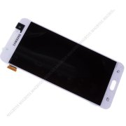 Touch screen display LCD Samsung SM-J710 Galaxy J7 (2016) - white (original) - GH97-18855C