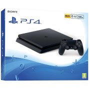 Sony playstation 4 PS4 Slim black 500GB CUH-2216A