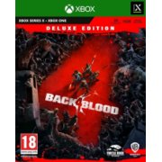 WB GAMES <b>Xbox Series X</b> Back 4 Blood Deluxe