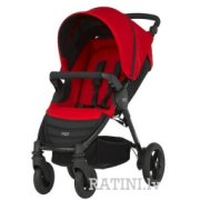 Britax - B-Motion 4 Flame Red/Black