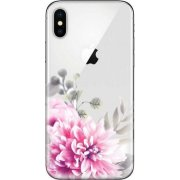 CaseGadget Nakładka priekš Apple iPhone X/XS jasne