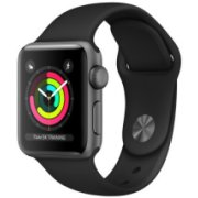 Apple Watch Series 3 smartwatch Grey OLED GPS (satellite) | MTF02MP/A