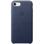 Apple Leather Back Case For Apple iPhon...