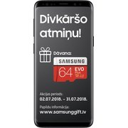 Samsung Galaxy S9 Midnight Black SM-G96...