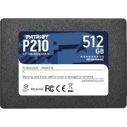 "Patriot P210 512 GB 2.5"""" SATA III (P210S512G25)"