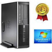 HP HP Compaq Elite 8100 Intel® Core™ i5-650 16GB 2TB DVD Windows 7 Professional Stacionārais dators