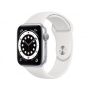 Apple Watch Series 6 44mm GPS Silver White
